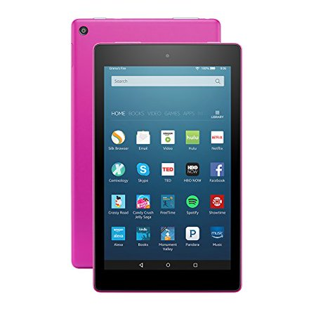 Fire Hd 8 Tablet With Alexa  8  Hd Display  32 Gb  Magenta   With Special Offers