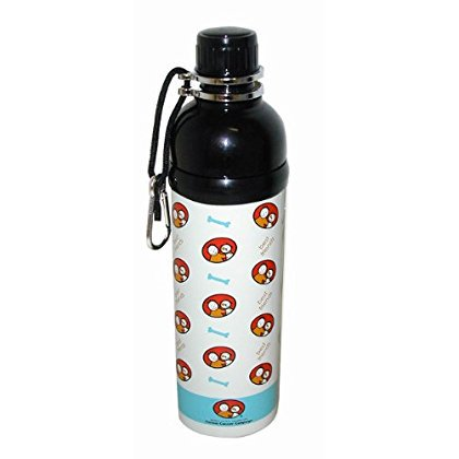 Good Life Gear Stainless Steel Pet Water Bottle, 24-Ounce, Morris Foundation Custom Design