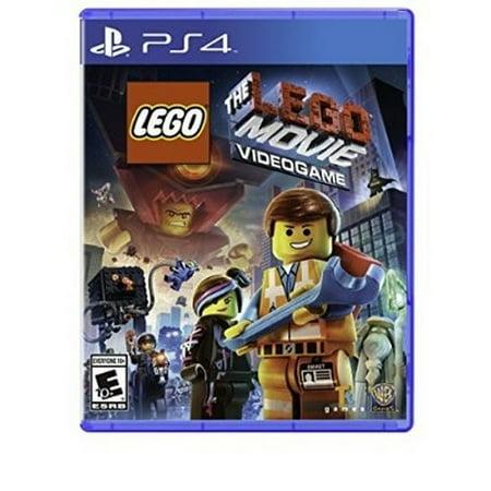 Refurbished The Lego Movie Videogame   Playstation 4