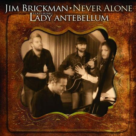Never Alone (CD)