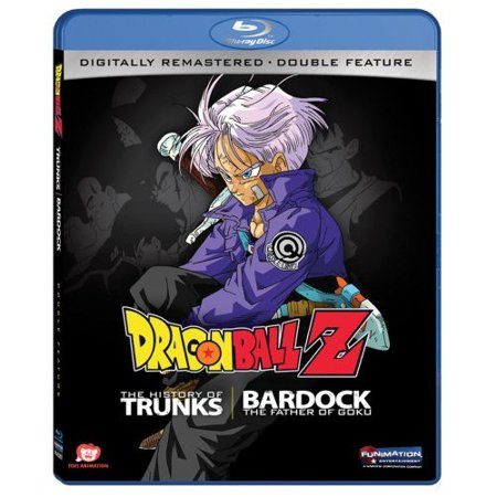 DragonBall Z: Bardok / Trunks (Double Feature) (Blu-ray) (Japanese)