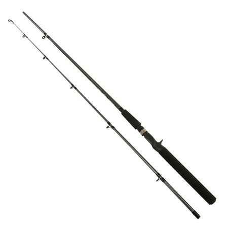 Shimano FX Casting Rod 6' Length, 2 Piece Rod, 6-15 Line Rate, 1/4-3/4 oz Lure Rate, Medium