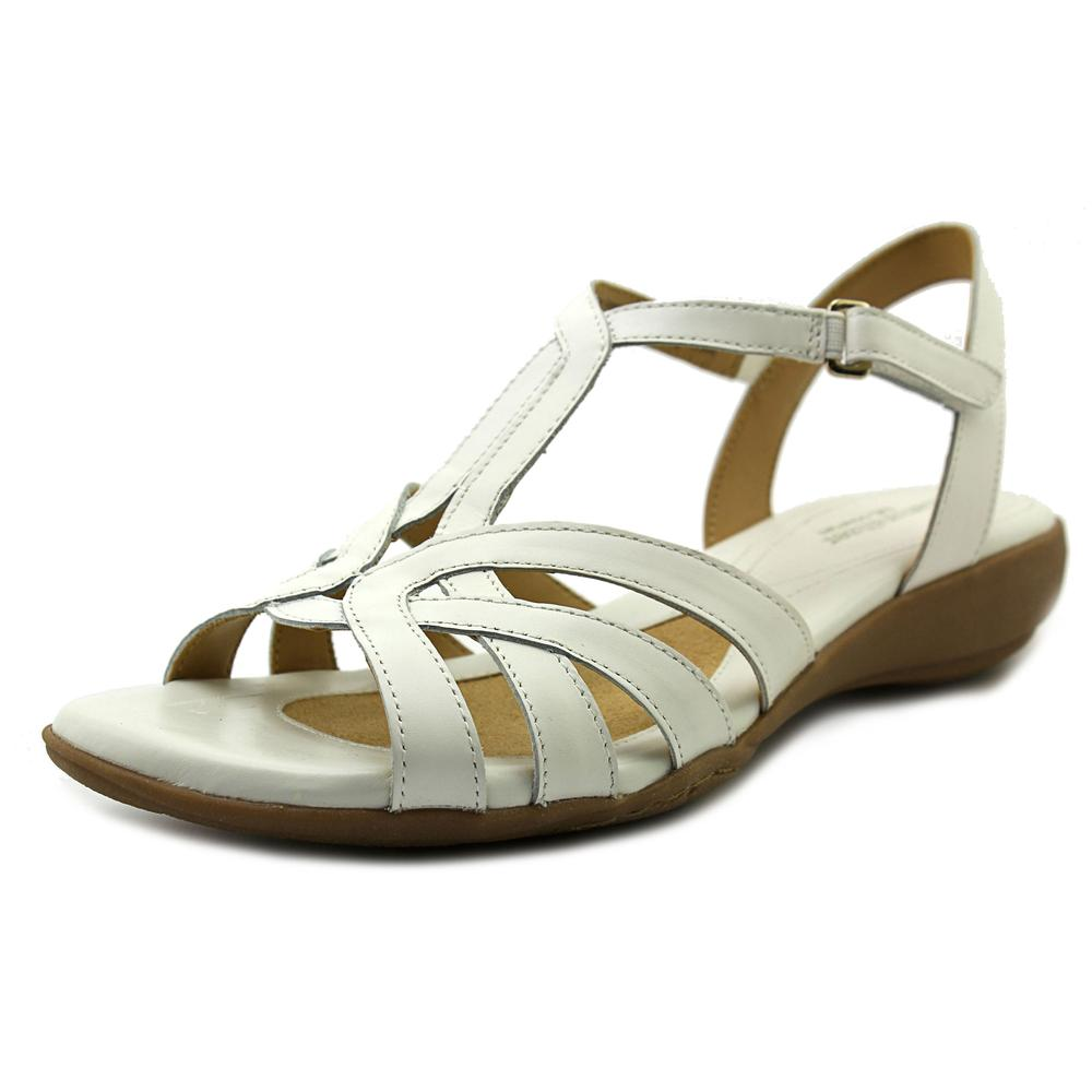 Click here to buy Naturalizer Cassie Women N S Open-Toe Leather Slingback Sandal by Naturalizer.