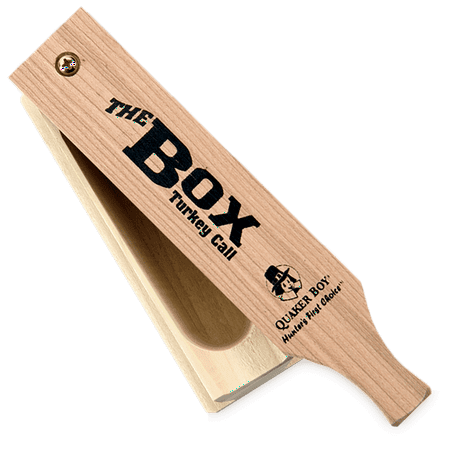Quaker Boy the Box Turkey Call