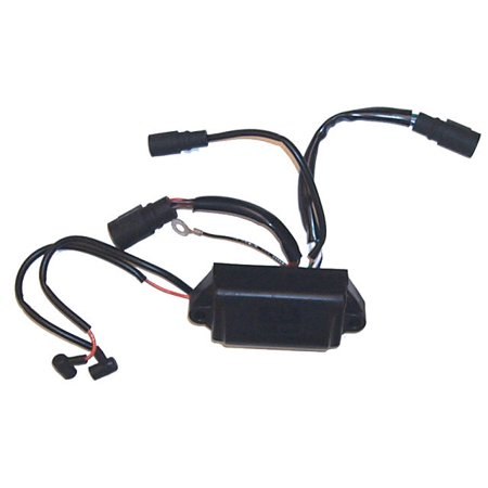 OEM BRP/OMC Johnson Evinrude 40-50HP Outboard Power Pack CDI Ignition 0175316 ()