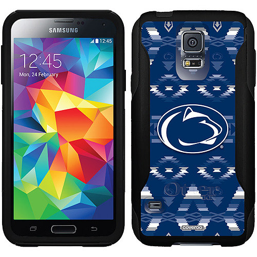 Penn State Tribal Design on OtterBox Commuter Series Case for Samsung Galaxy S5