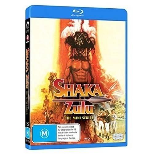 Shaka Zulu (Blu-ray)