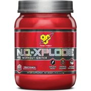 BSN N.O. Xplode Fruit Punch 2.45Lb