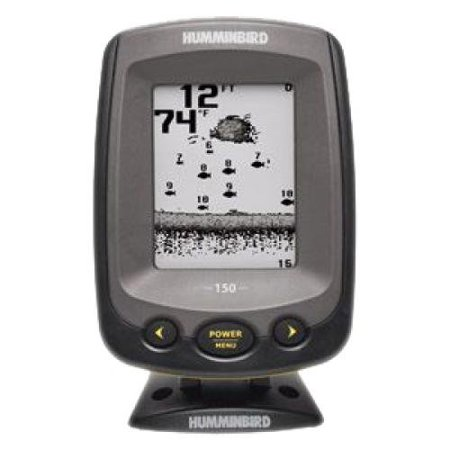 Humminbird 4072001 piranhamax 150 fish finder 4 in for Humminbird portable fish finder