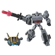 Transformers Bumblebee Cyberverse Adventures Toys Deluxe Megatron