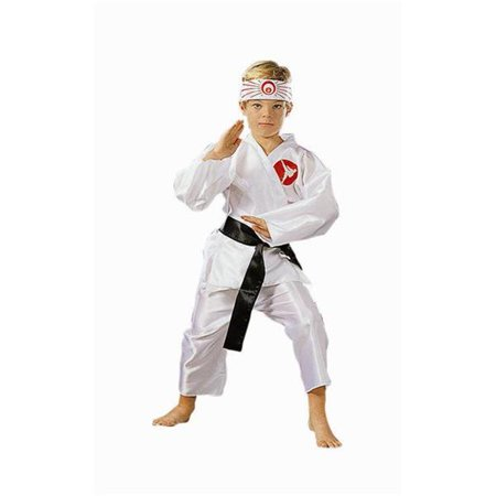 Karate Kid Costumes (Karate Boy Costume - Size)