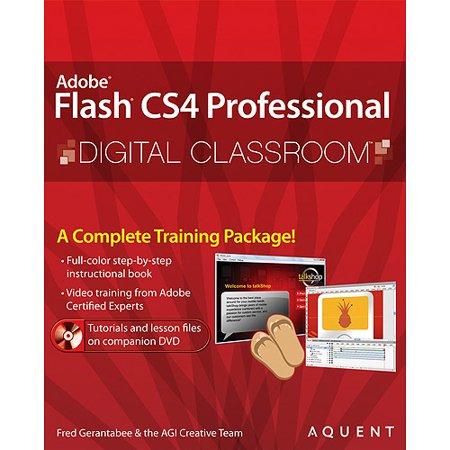 Adobe Flash Cs4 Professional  Digital Classroom