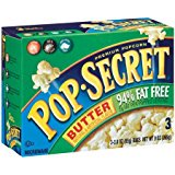 Microwave Popcorn: Pop-Secret 94% Fat Free