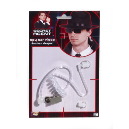 Spy Vs Spy Halloween Costume (Spy Ear Piece F73446)