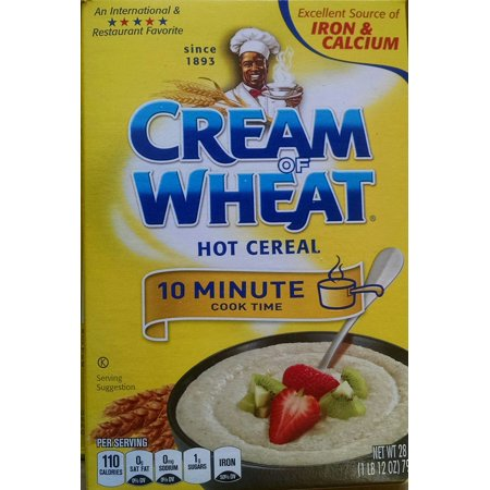 how to make cream of wheat from the box