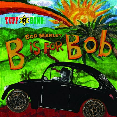Bob Marley Songs - B Is For Bob (CD)