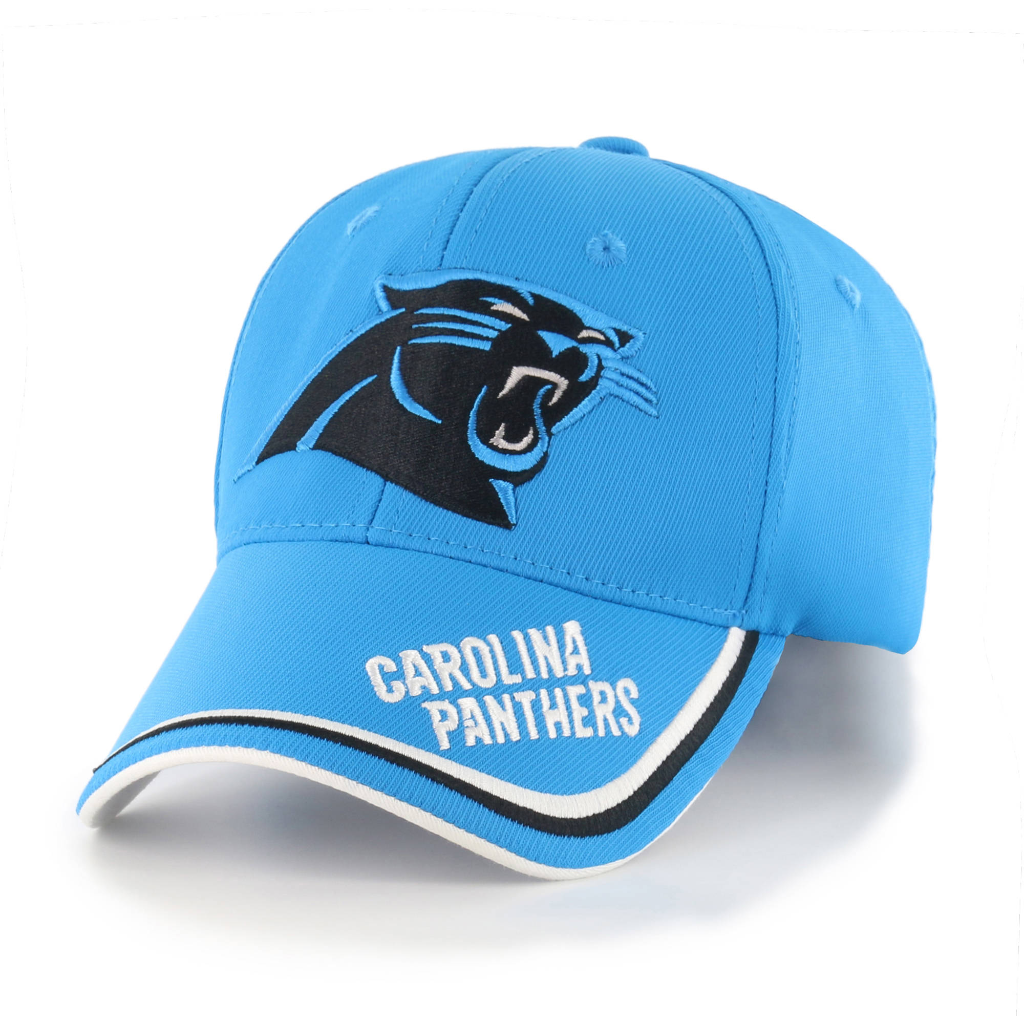NFL Carolina Panthers Forest Cap / Hat by Fan Favorite