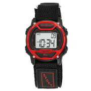 Armitron Unisex Red/Black Round Sport Watch