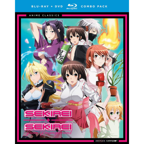 Sekirei + Sekirei Pure Engagement - Complete Series - Anime Classics