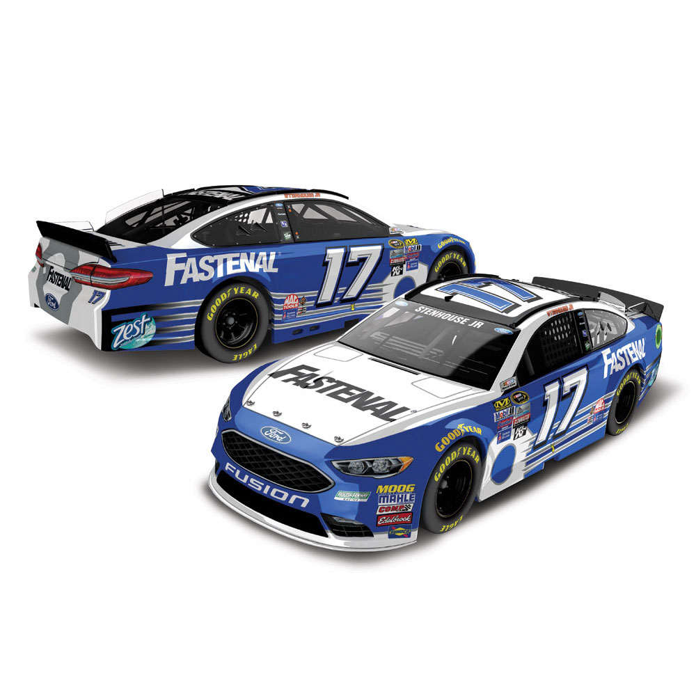 Action Racing Ricky Stenhouse Jr. 2016 #17 Fastenal 1:24 Nascar Sprint Cup Series Platinum... by Lionel LLC