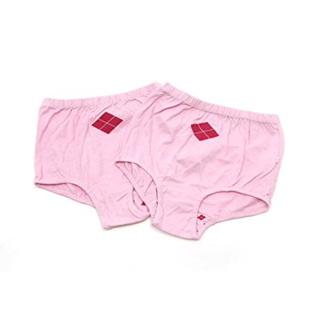 Candyland Full Cut Soft Cotton Brief Panty For Girl's - 2-Pack - Various Colors (Argyle, 16) - Candyland Sweet 16 Theme