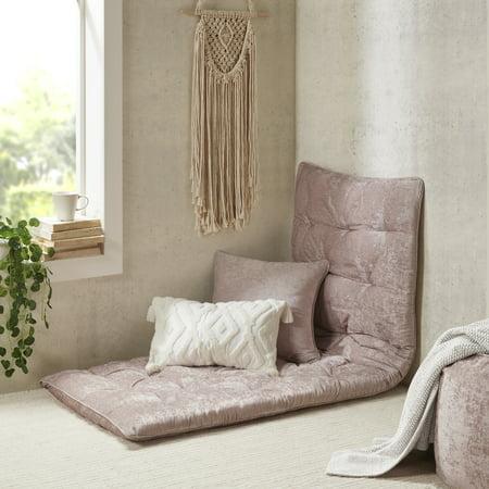 Home Essence Apartment Alder Poly Chenille Lounge Floor Pillow Cushion