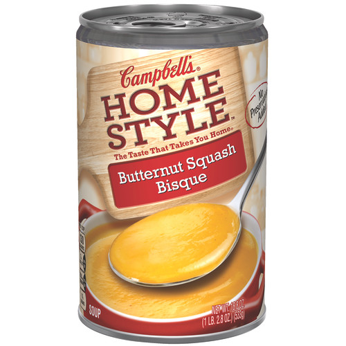 Campbell's Homestyle Butternut Squash Bisque, 18.8 oz.
