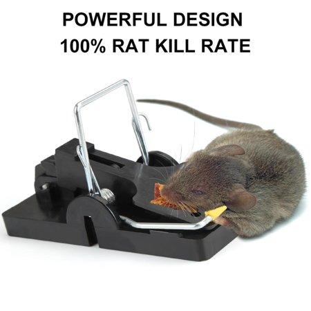 Big Snap-E Rat Trap 4pc ()