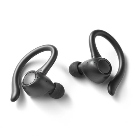 Blackweb True Wireless Bluetooth Earbuds - Black