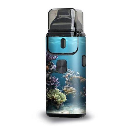 Skins Decals for Aspire Breeze 2 Vape / Under Water Coral (Breeze Water)