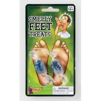 SMELLY FEET TREATS