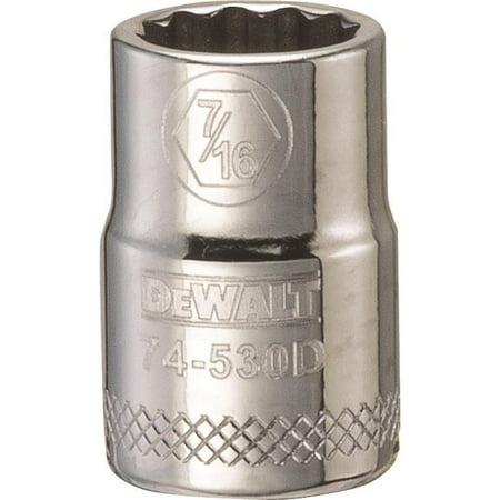 Stanley Tools 227939 0.43 in. 12 Point Socket - 0.37 in. Drive - image 1 of 1