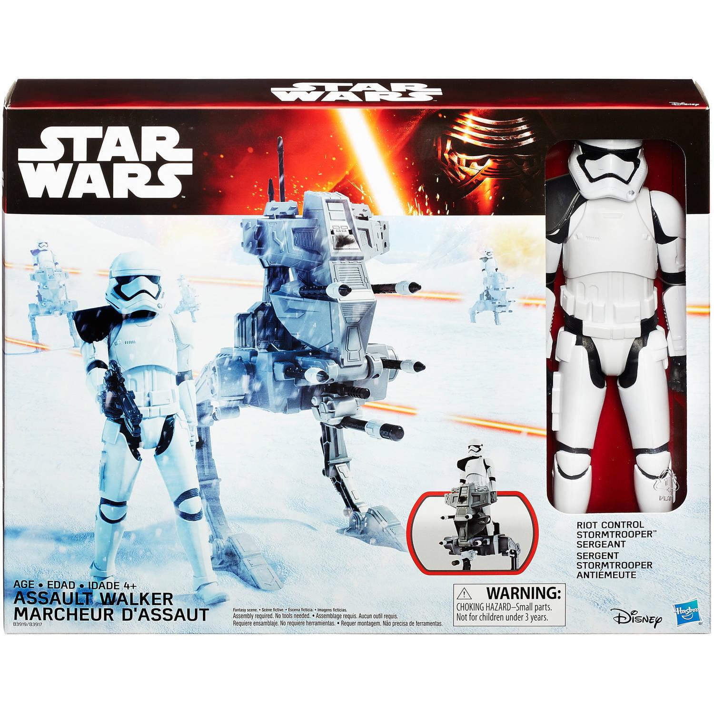 """Star Wars The Force Awakens 12"""" Assault Walker Walmart"""