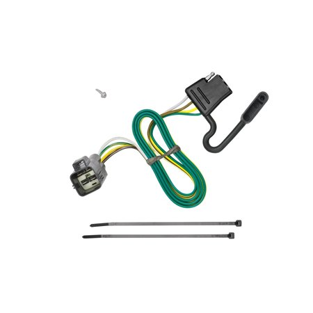 118270 4-Flat Tow Harness Wiring Package, 1 Pack ... on