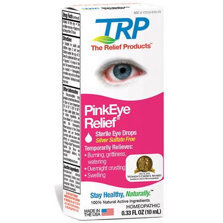 PinkEye Relief Eye Drops