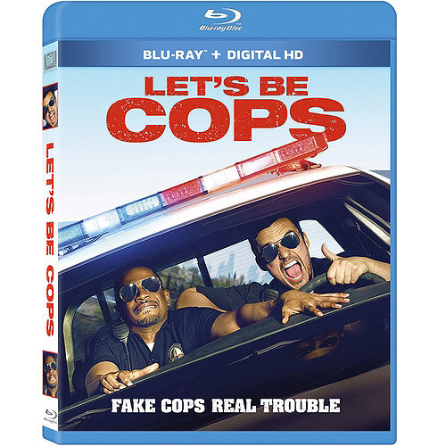 Let's Be Cops (Blu-ray   Digital HD) (With INSTAWATCH) (Widescreen)