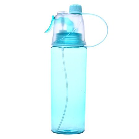 Fancyleo 600Ml New Spray Water Bottle Outdoor Sport Cycling Bicycle Fitness Water Flask Drinking Cup - Drinking Flask