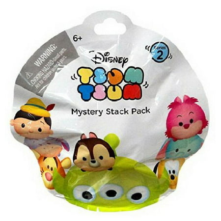 - Disney Tsum Tsum Series 2 Mystery Stack Pack (Contains One Random Figure and Stackable Accessory)
