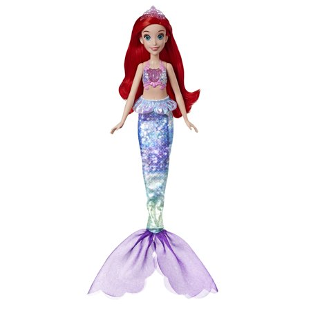 Disney Princess Shimmering Song Ariel, Singing Doll