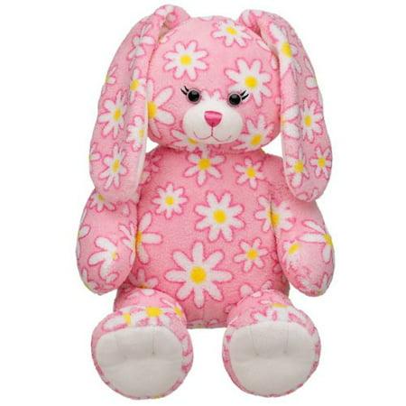 build a bear workshop daisy bunny stuffed animal 16 in official