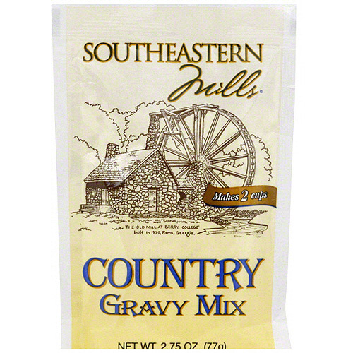 Southeastern Mills Country Gravy Mix, 2.75 oz (Pack of 24)