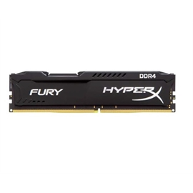 Kingston Memory HX421C14FBK2/32 32GB DDR4 2133 Unbuffered 2x16GB HyperX Fury Black Retail