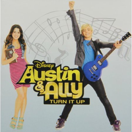 Austin & Ally: Turn It Up Soundtrack (CD)](Austin Y Ally Halloween)
