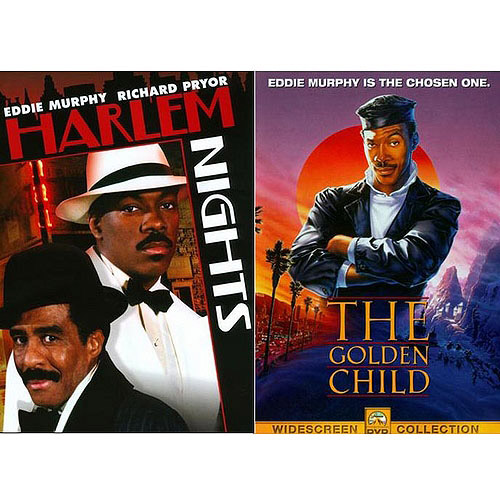 Harlem Nights / The Golden Child (Widescreen)
