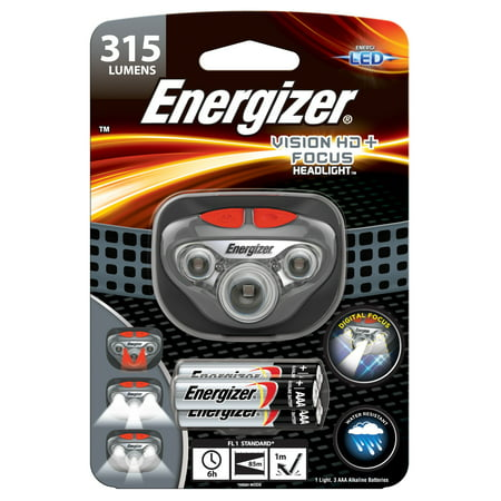 Energizer Vision Hd Focus Led Headlamp Batteries Included