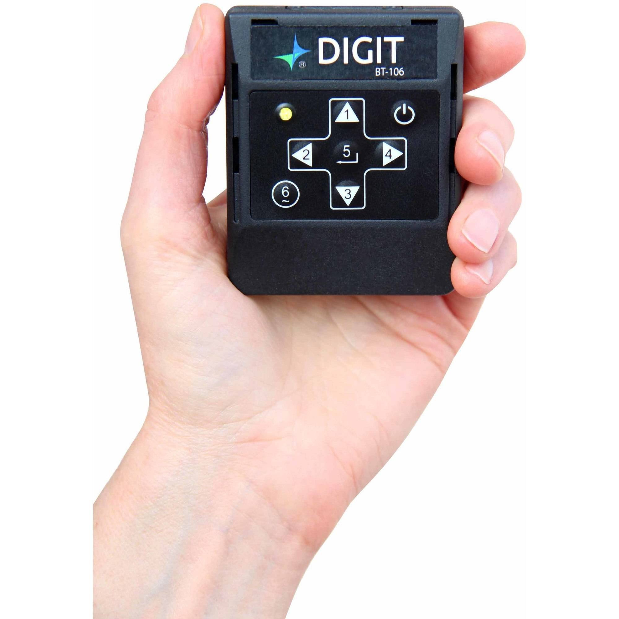 Image of Airturn Digit Bluetooth Multi-Function Remote