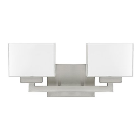Donny Osmond Home Tahoe 2-Light Vanity Light
