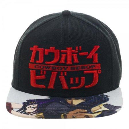 Cowboy Baseball Cap Bebop Sublimated Bill Snapback New 1eb8eaa4b0ae
