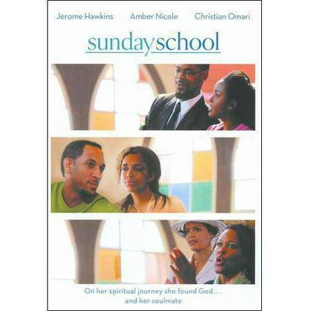 Sunday School (Full Frame)