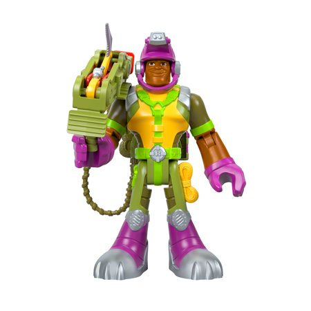 Rescue Heroes Rocky Canyon 6-Inch Figure with